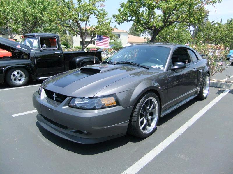 Ben & Valerie Eddington's 2003 Ford Mustang GT