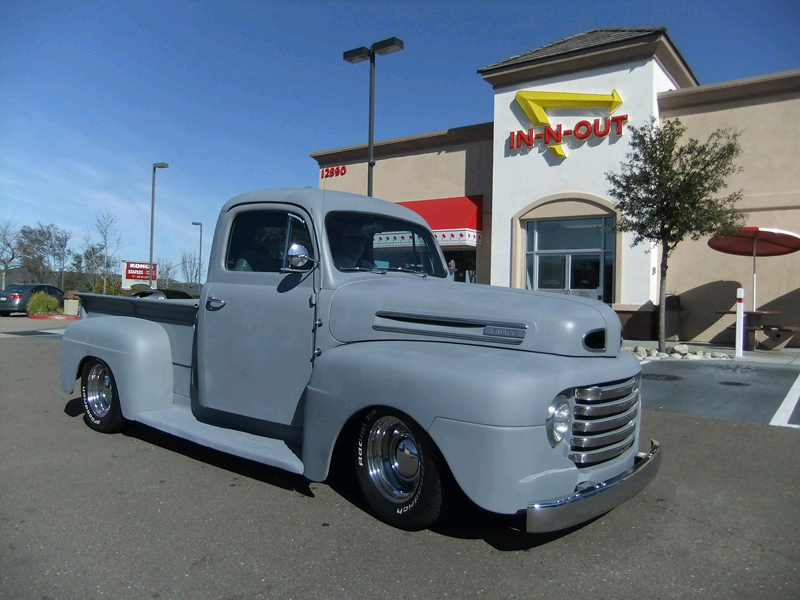 Bill & Linda Bryan's 1948 Ford Pick-Up