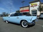 Dave Fender's 1957 Ford Thunderbird