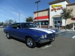 Fred & Terry Edwards' 1969 Chevy Chevelle Malibu