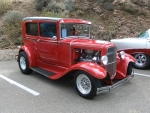 Gerrie & Mary Ann Griffin's 1930 Ford Model A Tudor