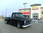 Jim & Jean Knox's 1955 Chevy Pick-Up