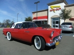 Joe Blazick's 1956 Ford Thunderbird