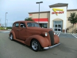 Ray & Judie Kusmer's 1937 Chevy 4dr Sedan