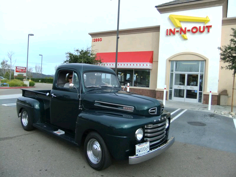 Ed VanLaningham's 1953 Ford Pick-Up