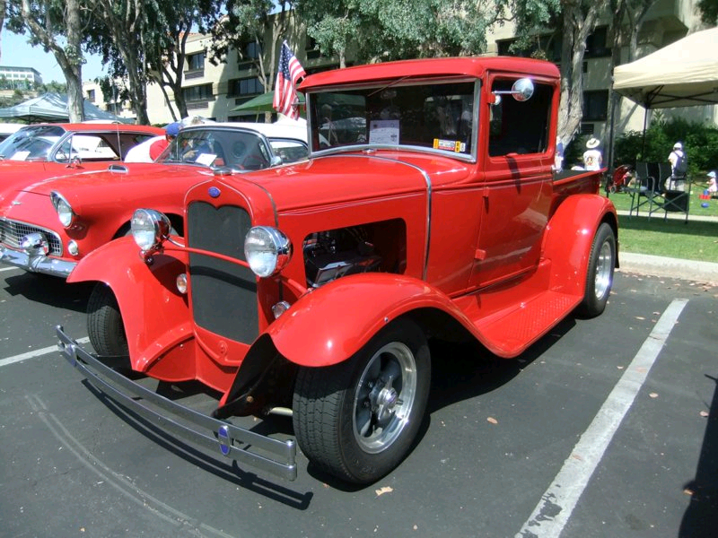 Pat Millard's 1930 Ford Model A Pickup