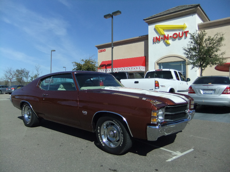 Travis & Vicki Williams' 1971 Chevy Chevelle SS 454